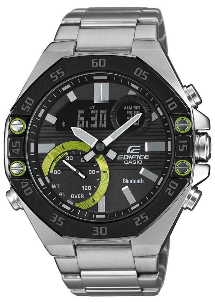 EDIFICE ECB-10DB-1AEF - zegarek męski