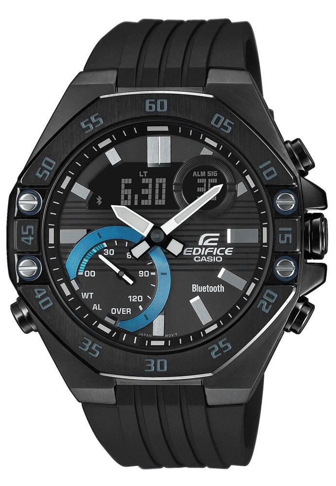 EDIFICE ECB-10PB-1AEF - zegarek męski