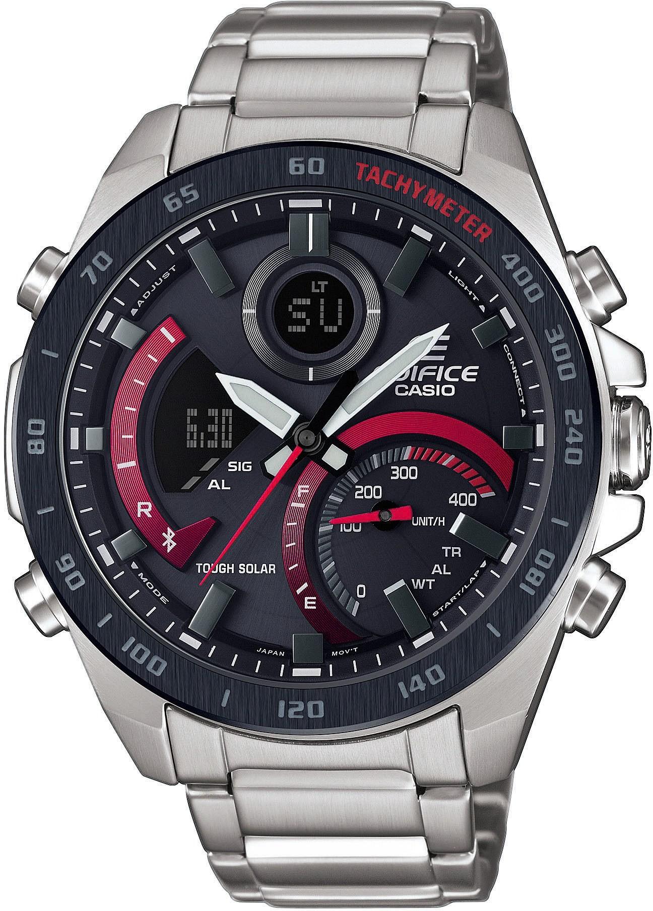 EDIFICE ECB-900DB-1AER - zegarek męski