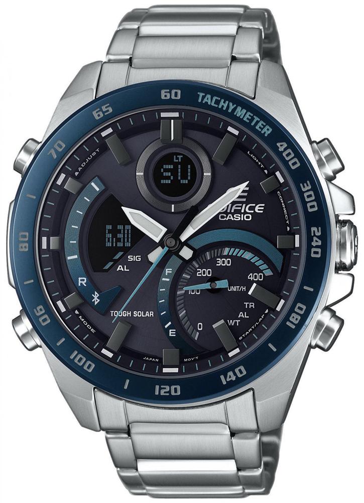 EDIFICE ECB-900DB-1BER - zegarek męski