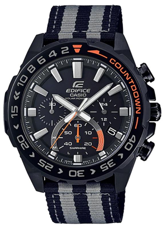 EDIFICE EFS-S550BL-1AVUEF - zegarek męski