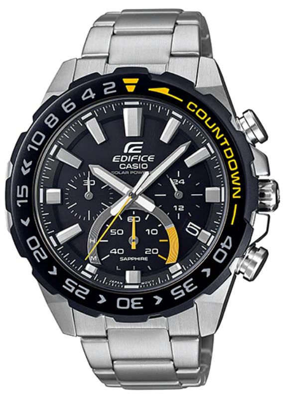 EDIFICE EFS-S550DB-1AVUEF - zegarek męski