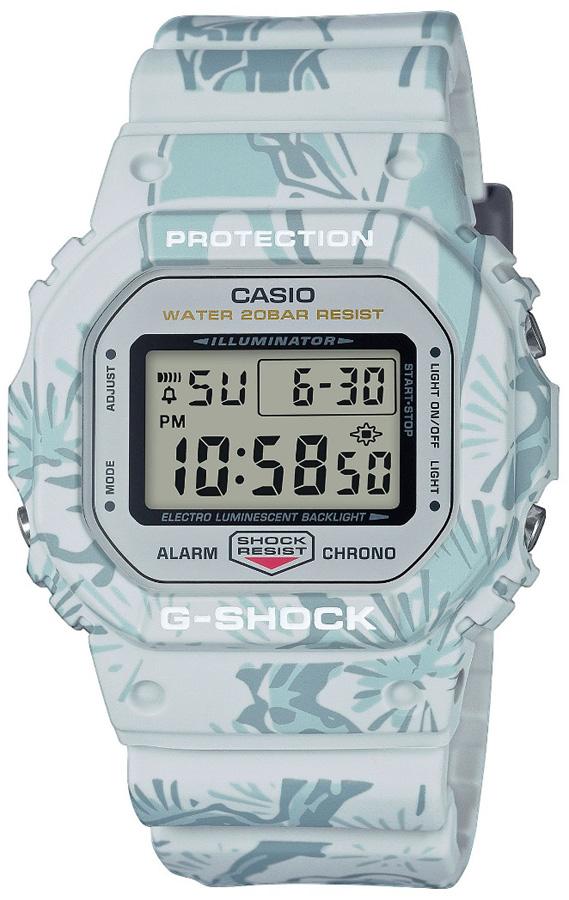 G-Shock DW-5600SLG-7DR - zegarek męski