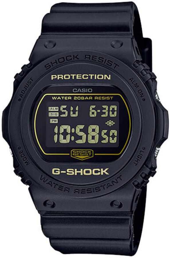 G-Shock DW-5700BBM-1ER - zegarek męski