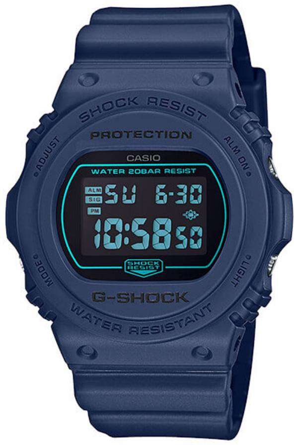 G-Shock DW-5700BBM-2ER - zegarek męski