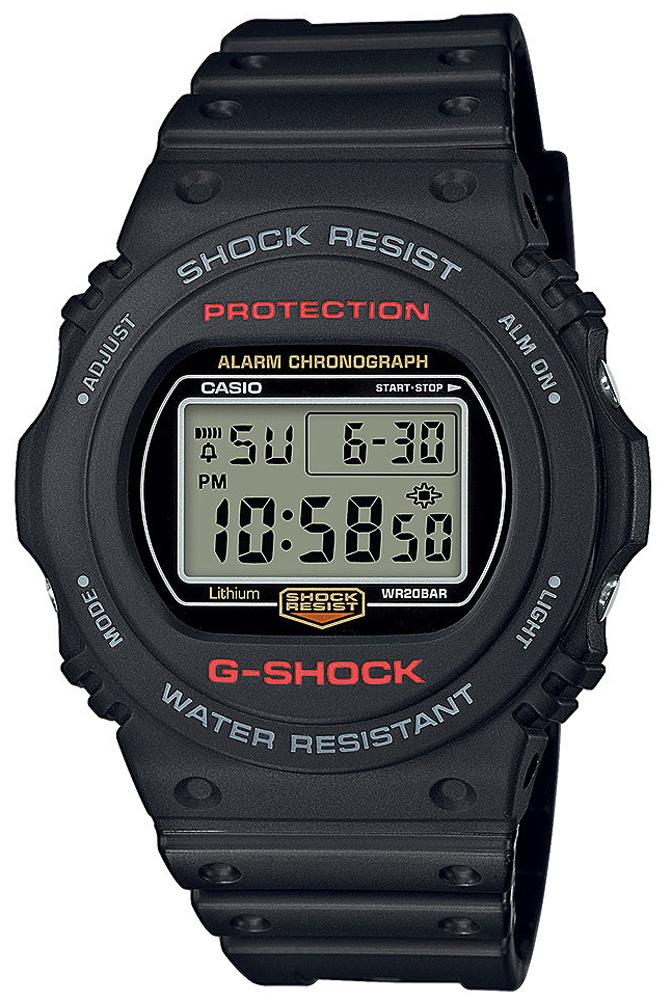 G-Shock DW-5750E-1ER - zegarek męski