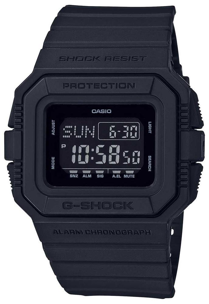 Casio G-SHOCK DW-D5500BB-1ER - zegarek męski