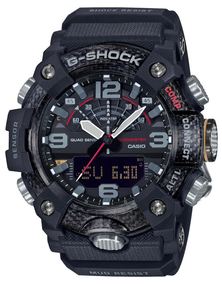 Casio G-SHOCK GG-B100-1AER - zegarek męski
