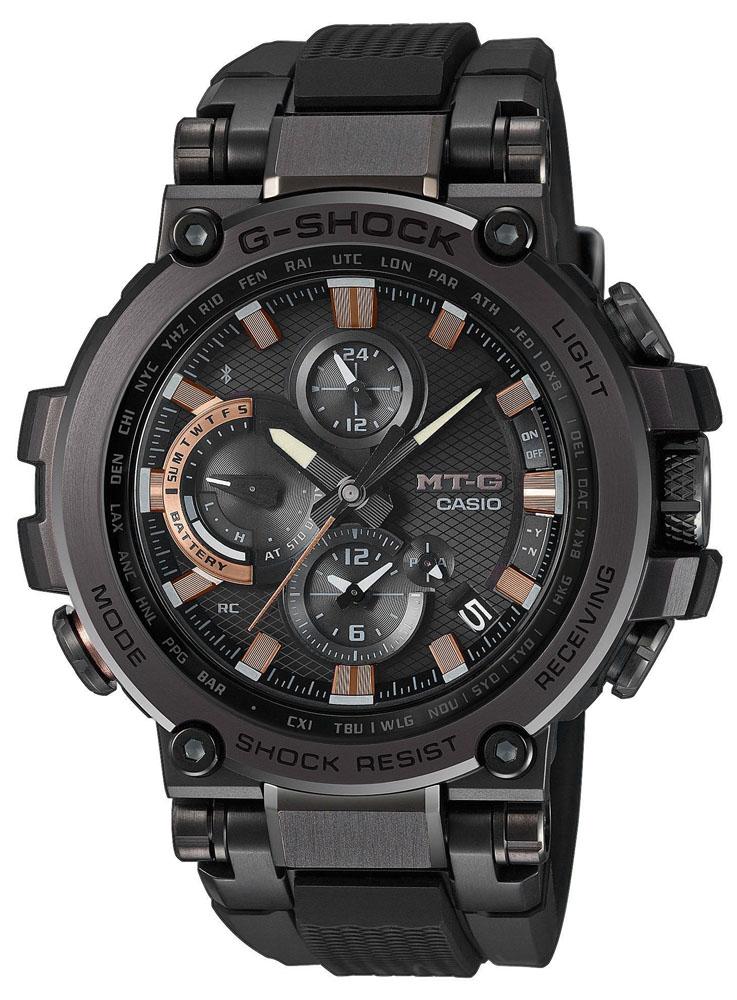 G-SHOCK MTG-B1000TJ-1AER - zegarek męski