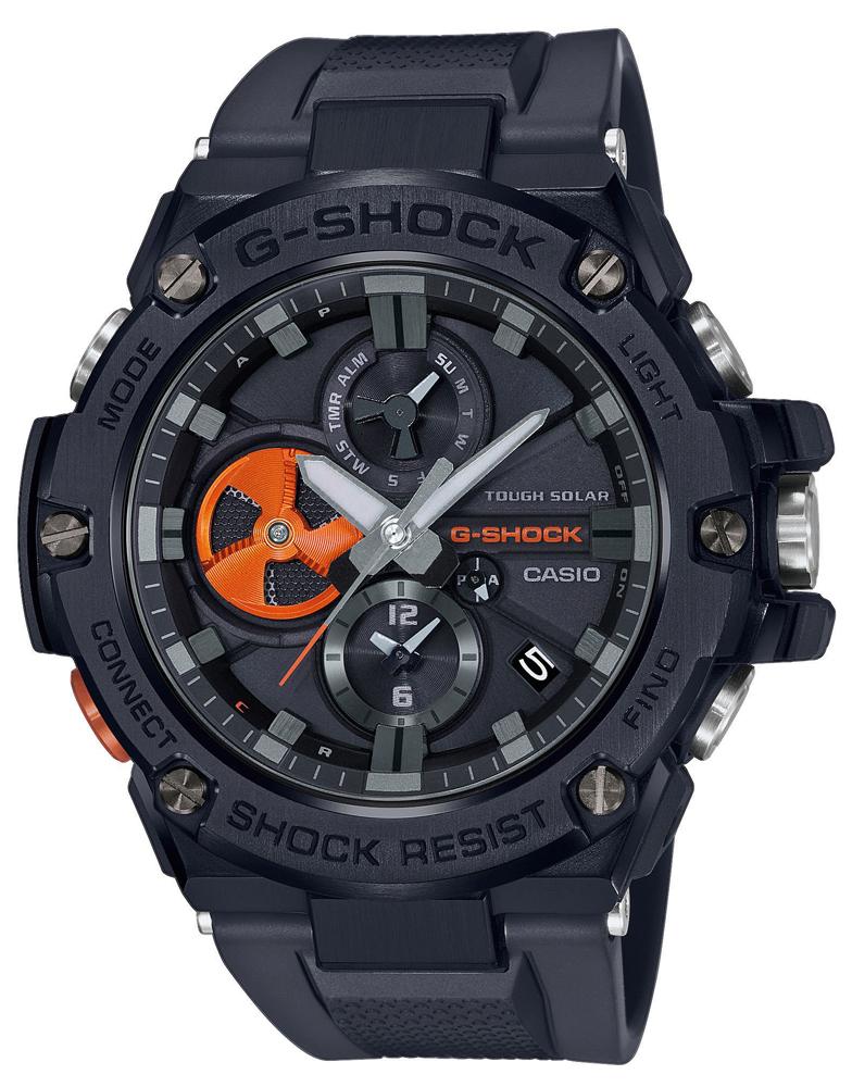 G-SHOCK GST-B100B-1A4ER - zegarek męski