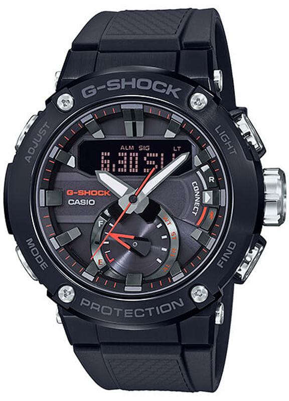 Casio G-SHOCK GST-B200B-1AER - zegarek męski