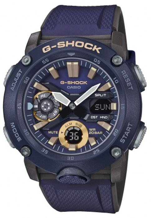 G-Shock GA-2000-2AER - zegarek męski