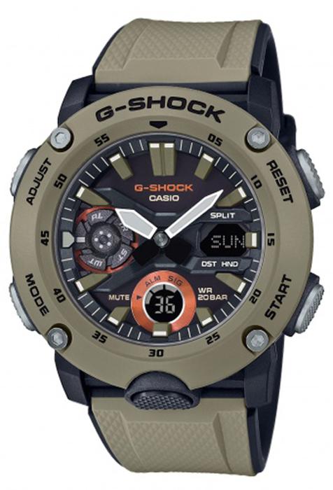 G-Shock GA-2000-5AER - zegarek męski