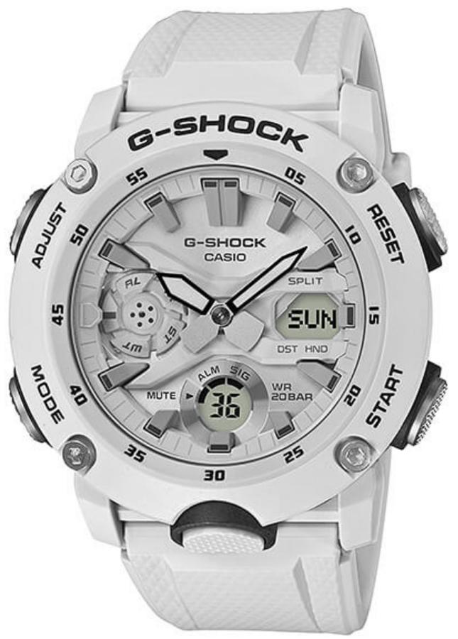 G-Shock GA-2000S-7AER - zegarek męski