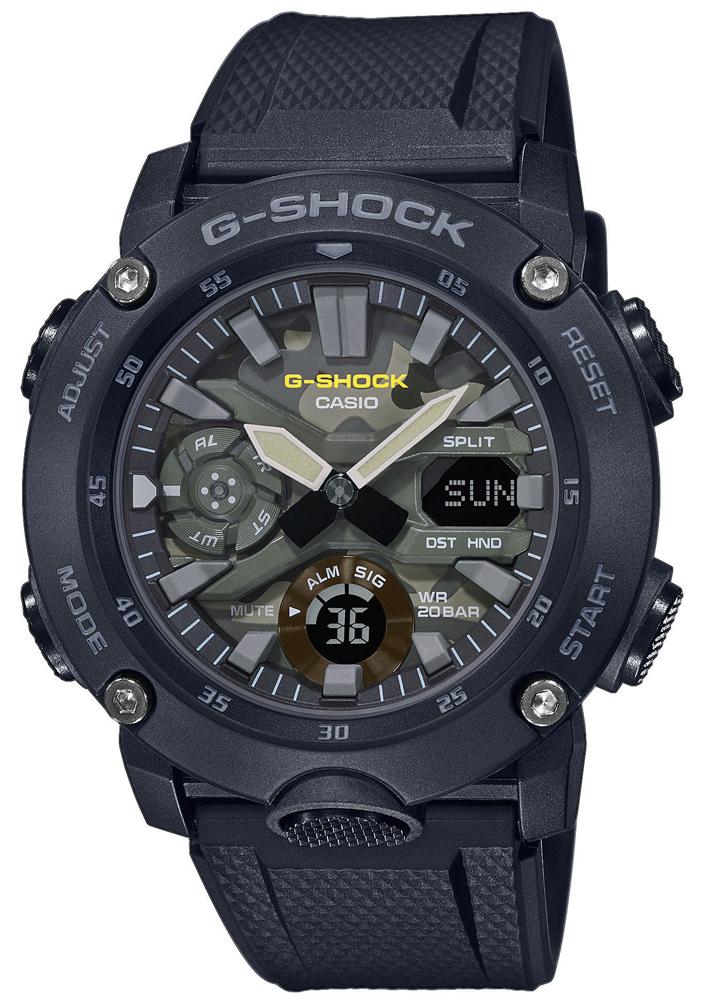G-Shock GA-2000SU-1AER - zegarek męski
