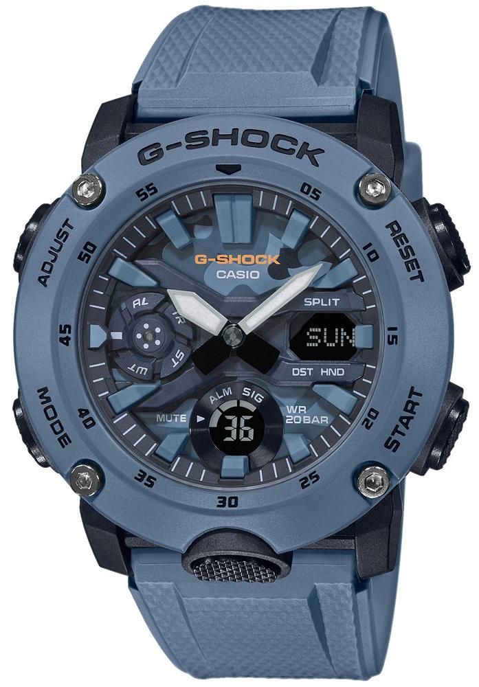 G-Shock GA-2000SU-2AER - zegarek męski