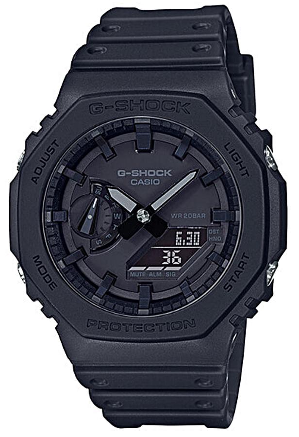 G-Shock GA-2100-1A1ER - zegarek męski