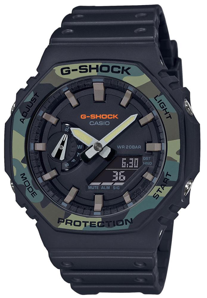 G-Shock GA-2100SU-1AER - zegarek męski