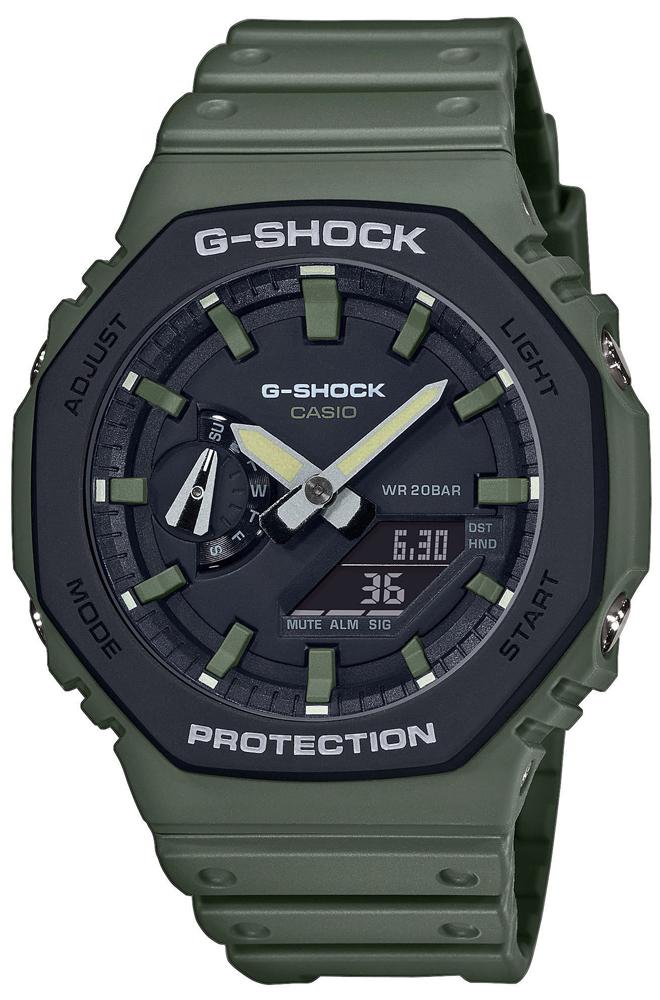 G-Shock GA-2110SU-3AER - zegarek męski