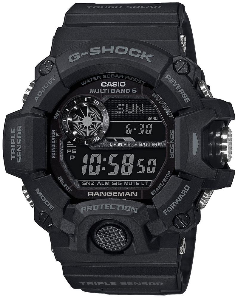 G-SHOCK GW-9400-1BER - zegarek męski