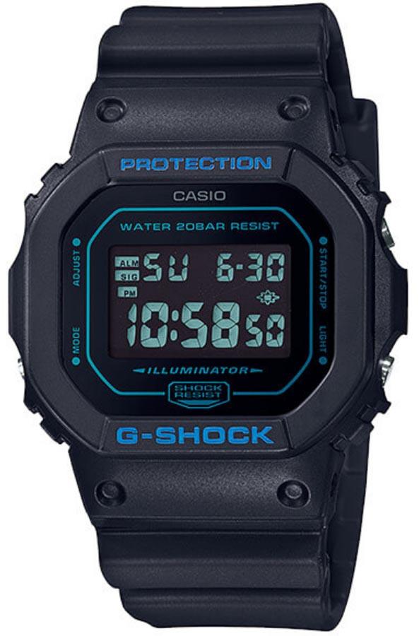 G-SHOCK DW-5600BBM-1ER - zegarek męski