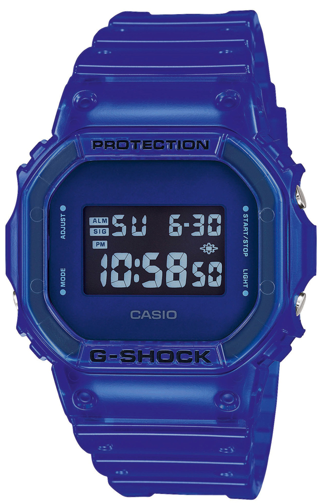 G-SHOCK DW-5600SB-2ER - zegarek męski