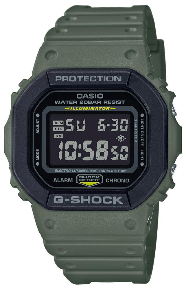G-SHOCK DW-5610SU-3ER - zegarek męski