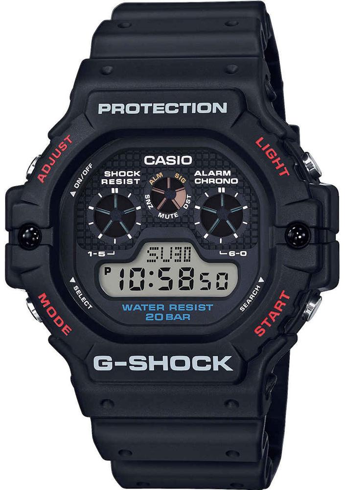 G-SHOCK DW-5900-1ER - zegarek męski