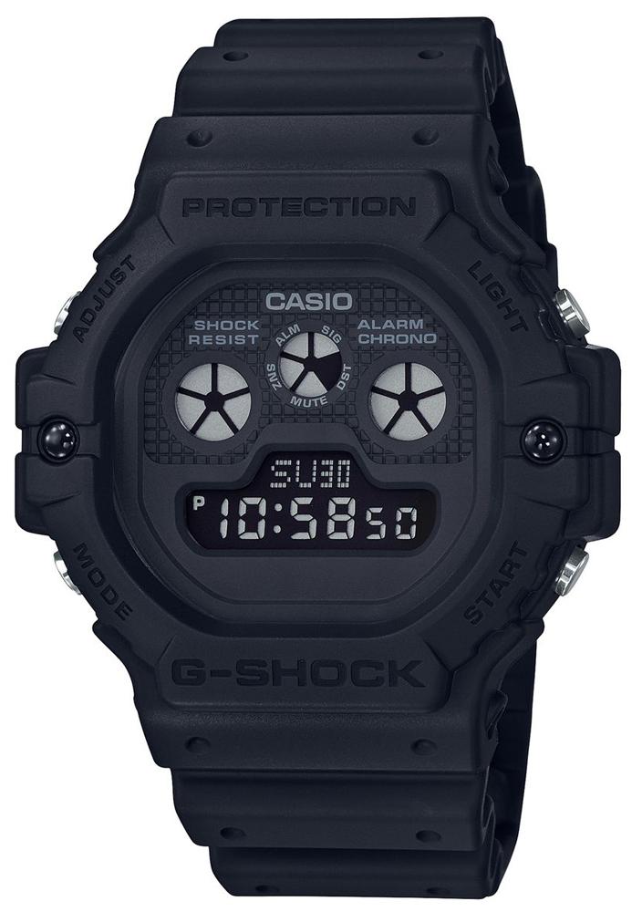 G-SHOCK DW-5900BB-1ER - zegarek męski
