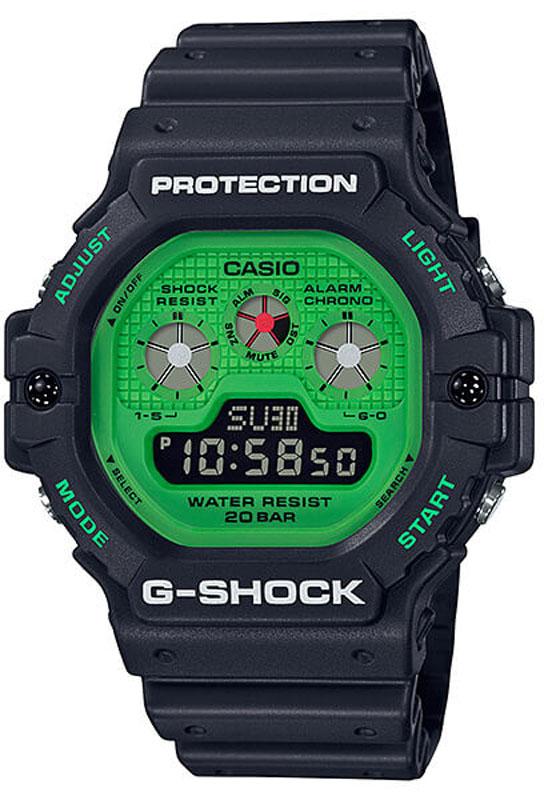 G-SHOCK DW-5900RS-1ER - zegarek męski
