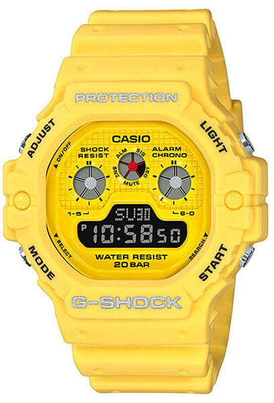 G-SHOCK DW-5900RS-9ER - zegarek męski