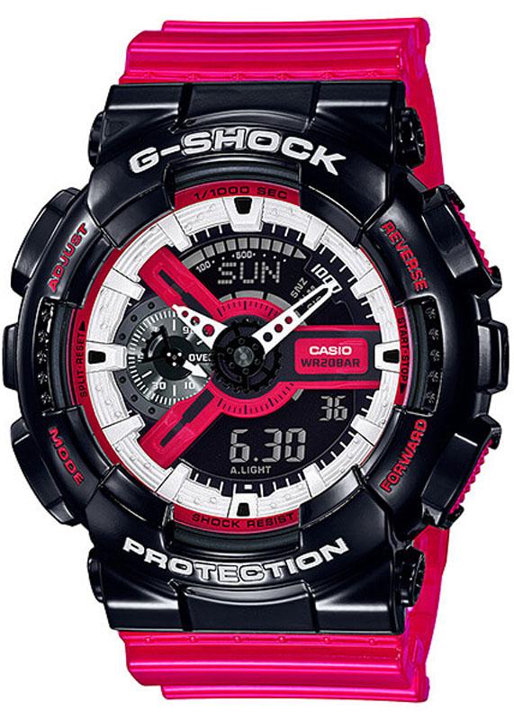 Casio G-SHOCK GA-110RB-1AER - zegarek męski