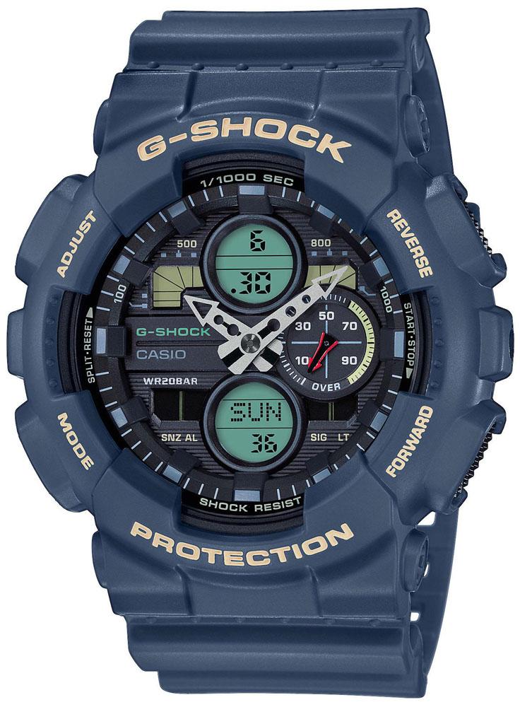 G-SHOCK GA-140-2AER - zegarek męski