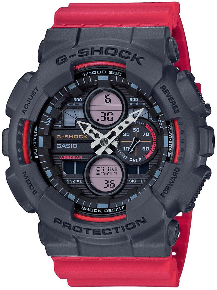 G-SHOCK GA-140-4AER - zegarek męski