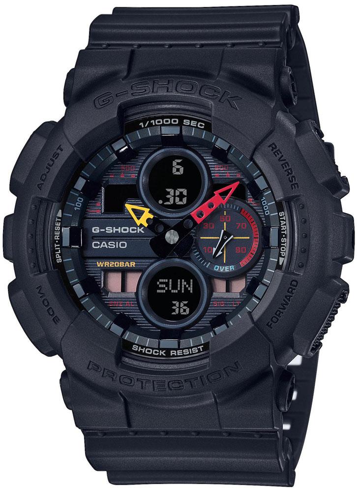 G-SHOCK GA-140BMC-1AER - zegarek męski