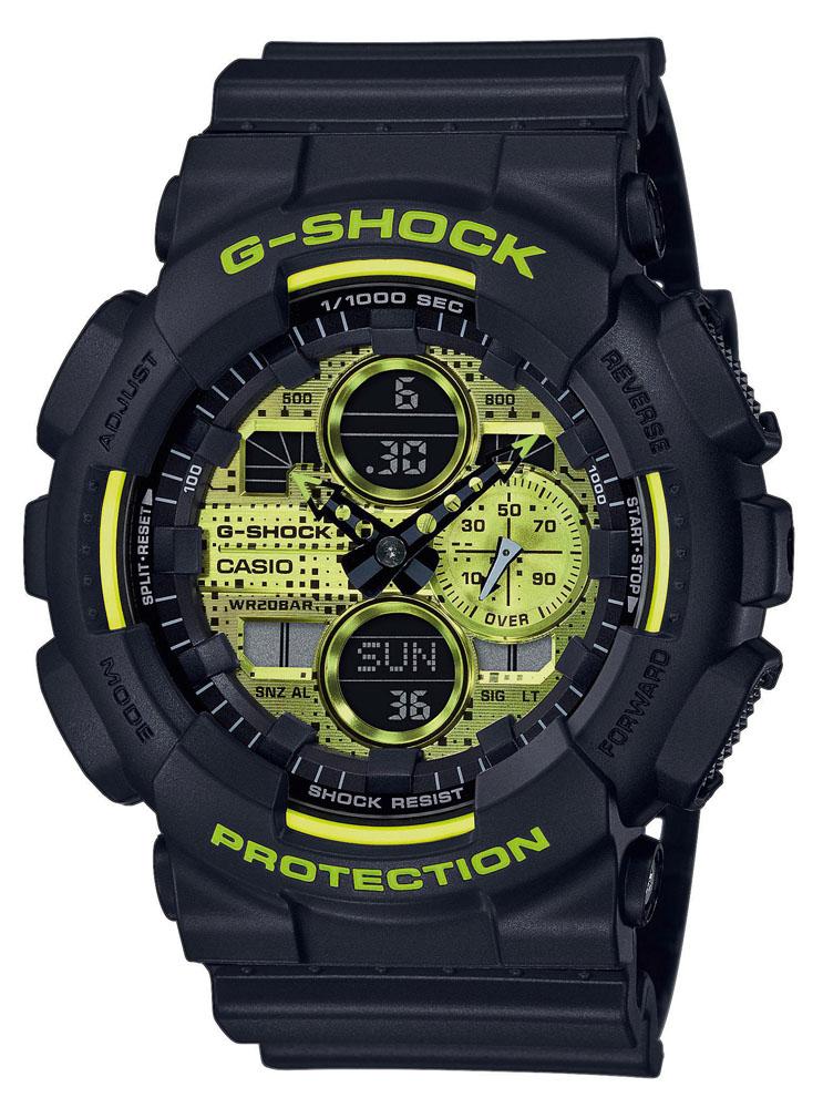 G-SHOCK GA-140DC-1AER - zegarek męski