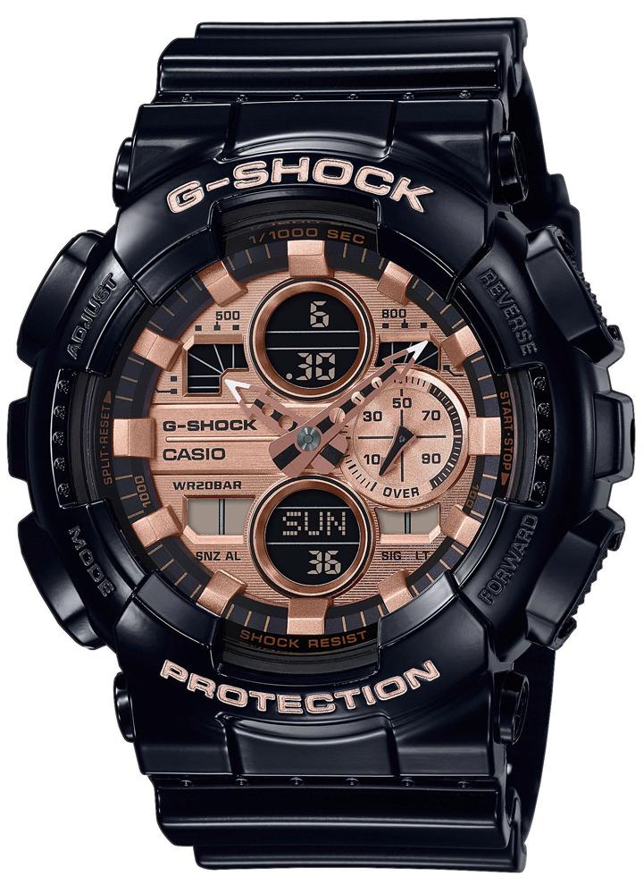 G-SHOCK GA-140GB-1A2ER - zegarek męski