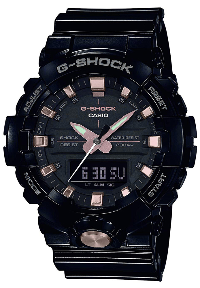 G-SHOCK GA-810GBX-1A4ER - zegarek męski