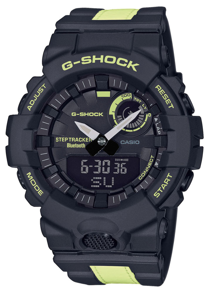 G-SHOCK GBA-800LU-1A1ER - zegarek męski