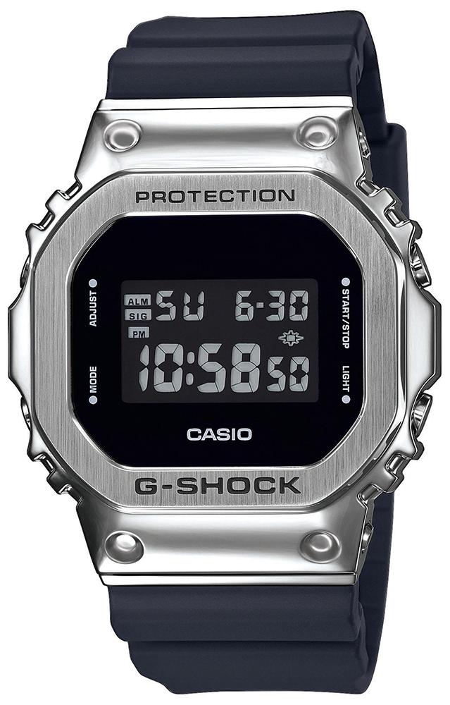 G-SHOCK GM-5600-1ER - zegarek męski