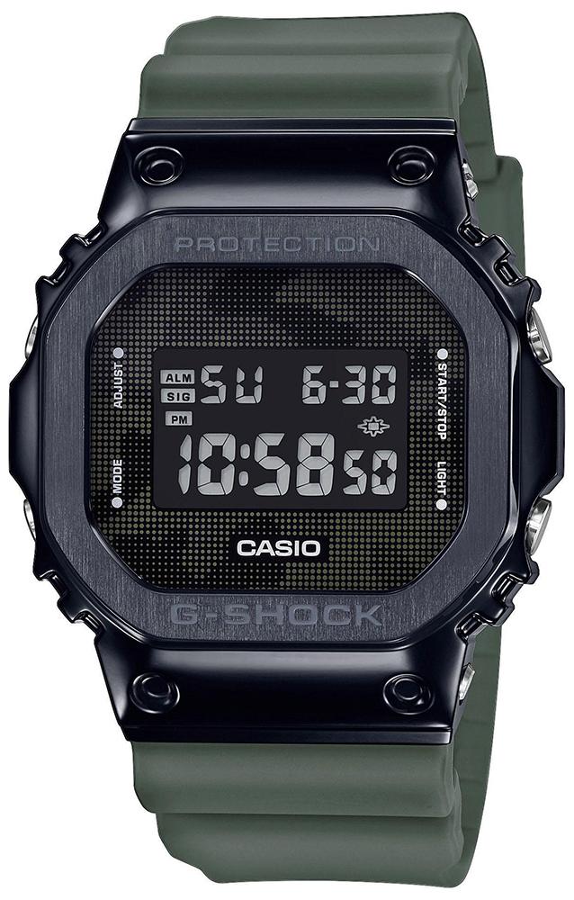 G-SHOCK GM-5600B-3ER - zegarek męski