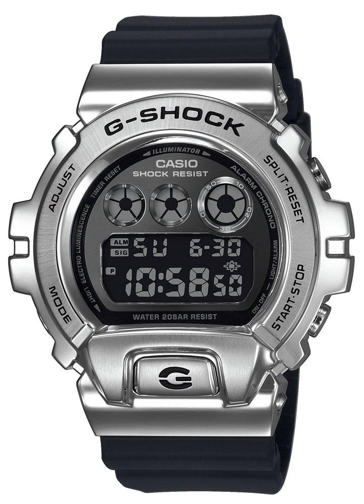 G-SHOCK GM-6900-1ER - zegarek męski