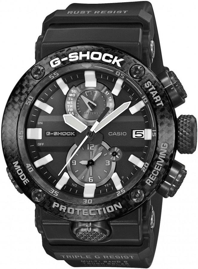 G-SHOCK GWR-B1000-1AER - zegarek męski