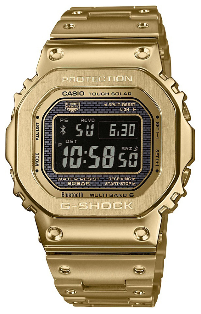 G-SHOCK GMW-B5000GD-9ER - zegarek męski