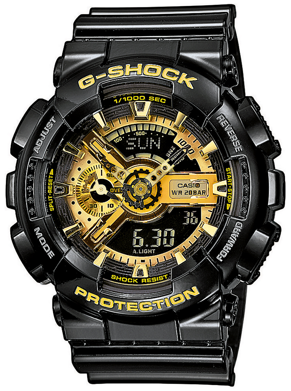 Casio G-SHOCK GA-110GB-1AER - zegarek męski