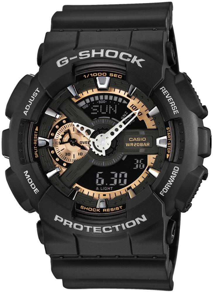 Casio G-SHOCK GA-110RG-1AER - zegarek męski
