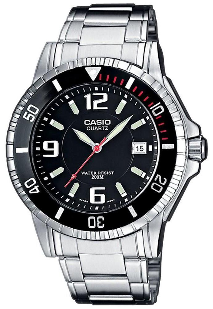 Casio MTD-1053D-1AVES - zegarek męski