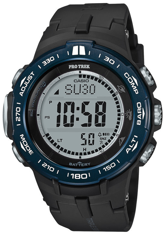 ProTrek PRW-3100YB-1ER - zegarek męski