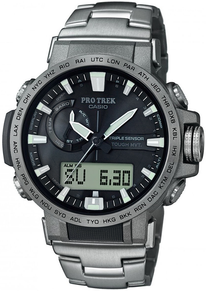 ProTrek PRW-60T-7AER - zegarek męski