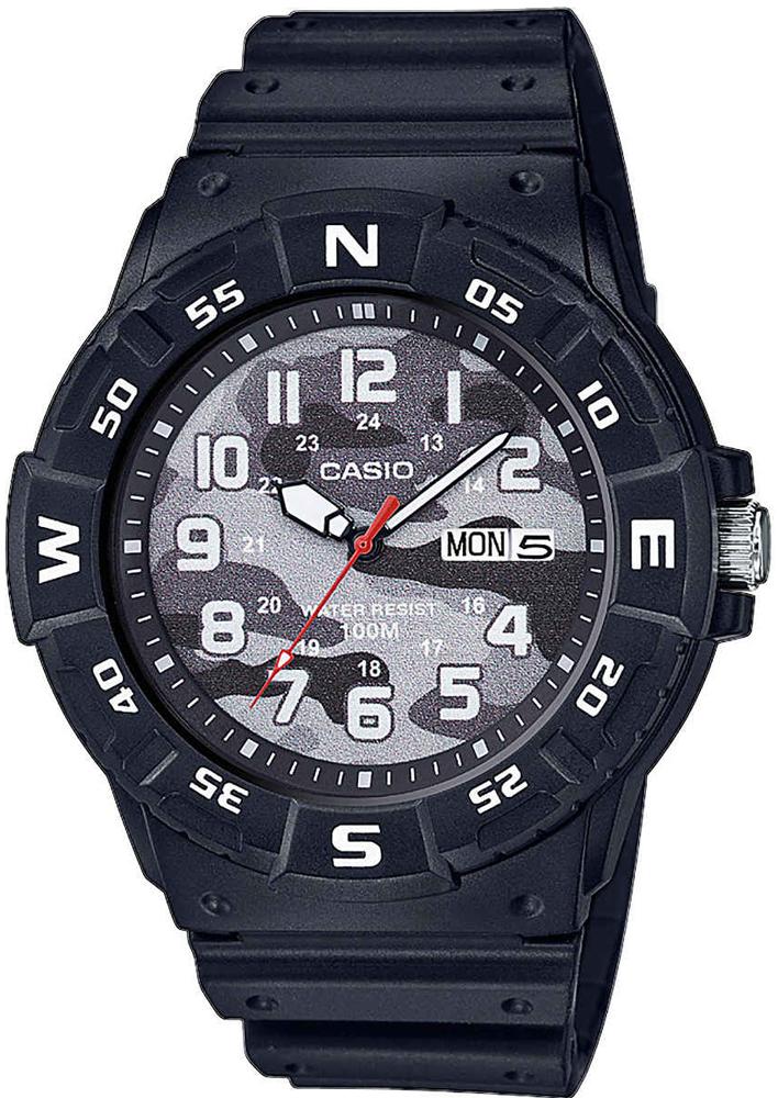 Casio MRW-220HCM-1BVEF - zegarek męski